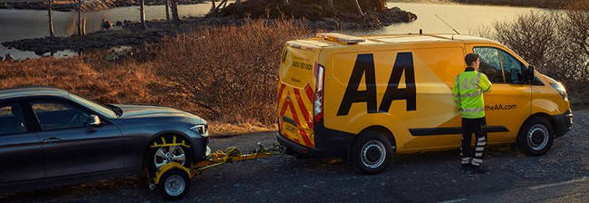 AA Breakdown service