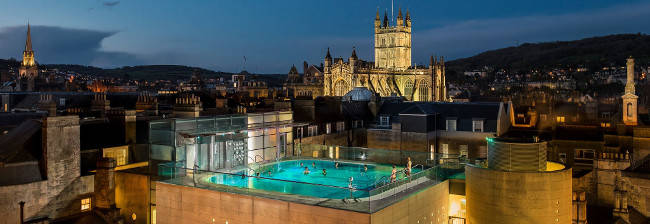 Bath Spa pool