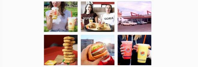 Burger King banner image