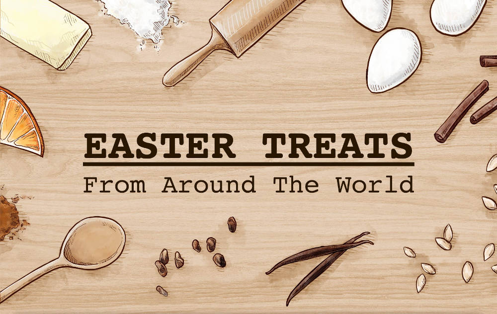 Easter Treats Recipes