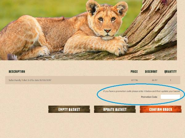 How to use Woburn Safari Park offers