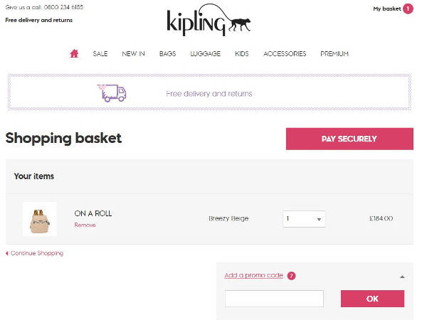 kipling coupon code january 2019