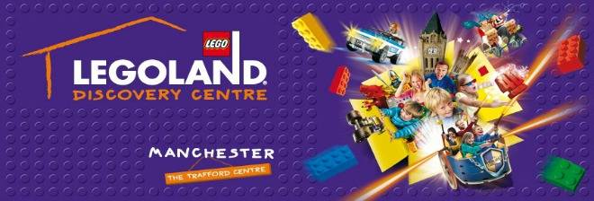 LEGOLAND Discovery Centre banner image