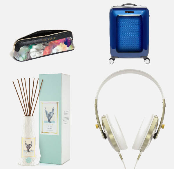 Ted Baker lifestyle products