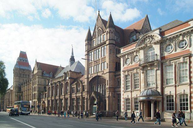 University of Manchester Oxford Road