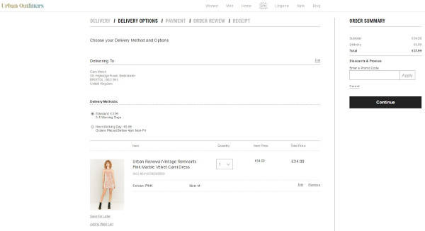 Urban outfitter coupon code