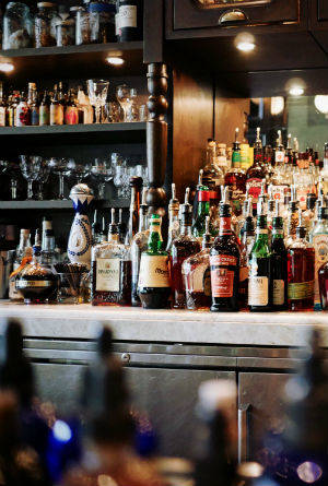 bars in edinburgh
