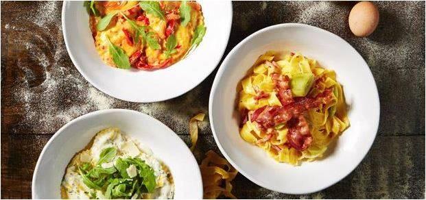 bella italia pasta