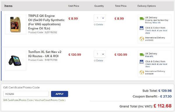 Euro Car Parts Discount Code  Off