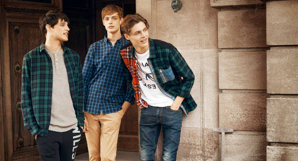 Jack Wills Men's Style