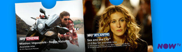 now tv sex and the city