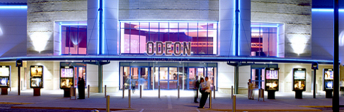 Odeon voucher banner