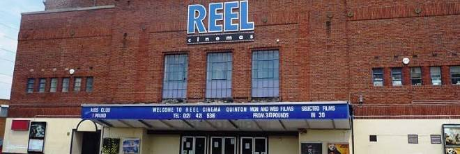 Reel Cinemas Banner Image