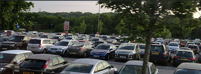 Bristol Airport Parking