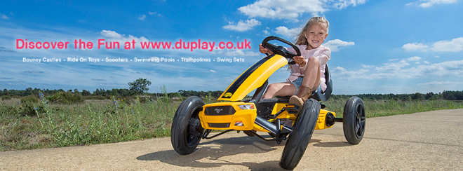 Duplay quad bike