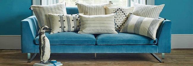 Graham and Green cushions