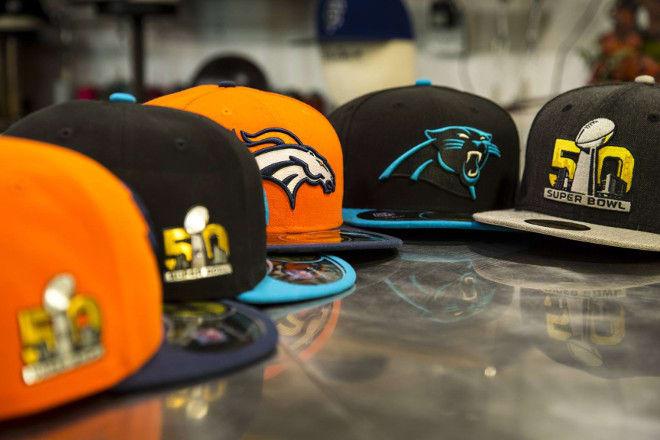 New Era baseball hats