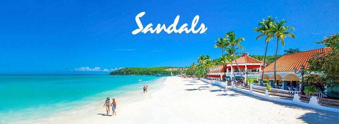 Sandals Holidays