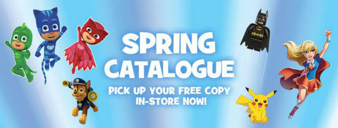 Toys R Us Spring Catalogue