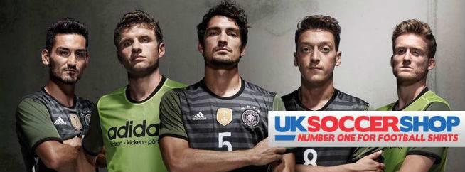 UK Soccer Shop Discount Code
