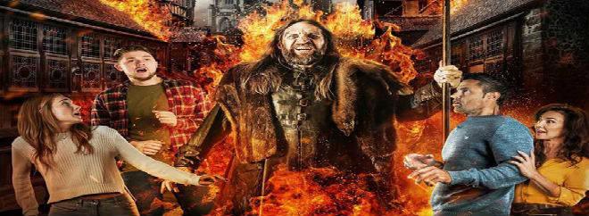 York Dungeon viking 2