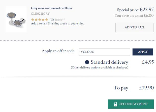 charles tyrwhitt discount code