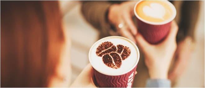 costa coffee cappucino