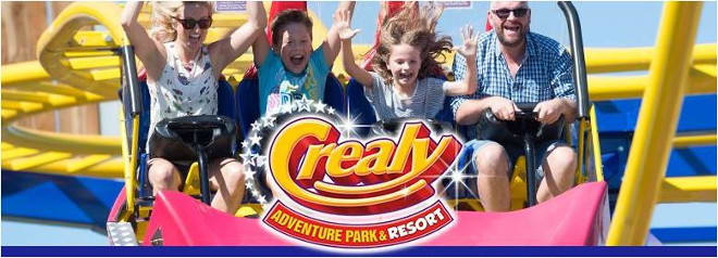 crealy adventure park
