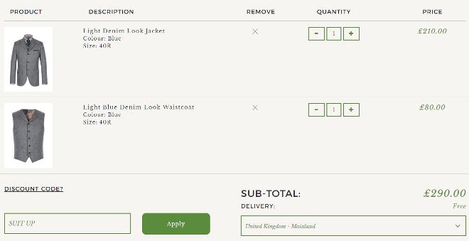 gibson london discount code