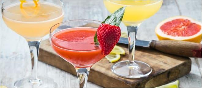 giraffe cocktails