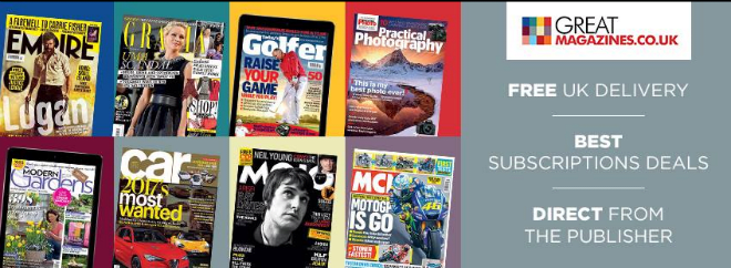 great magazines discounts