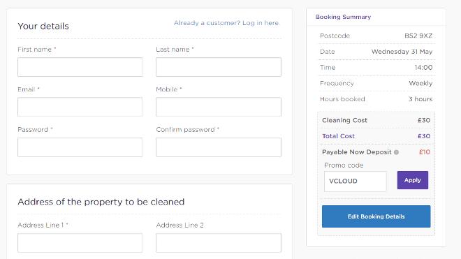 hassle voucher code