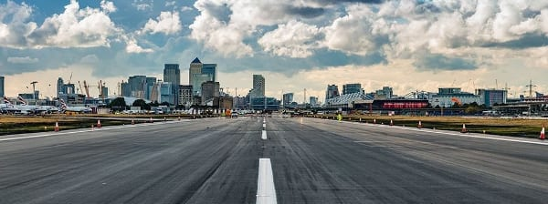 london city airport discounts