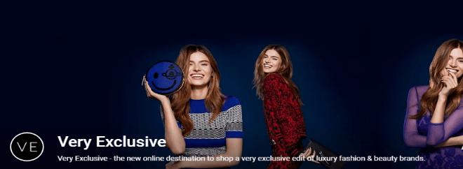 very exclusive discounts