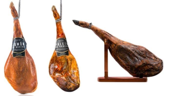 Groupon ham shoulder