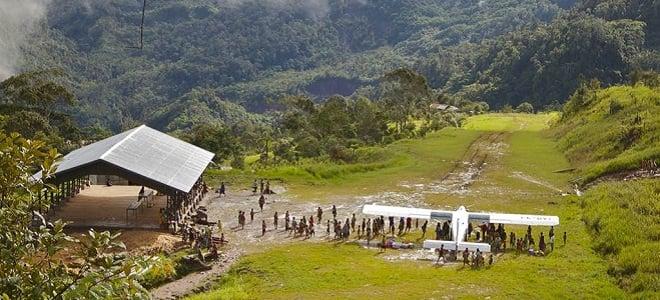 Kegata To Opowo - World's Shortest Flight