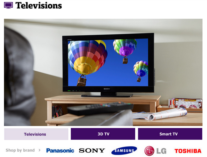 sainsburys tv buying guide