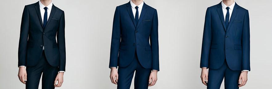 topman suit fit guide