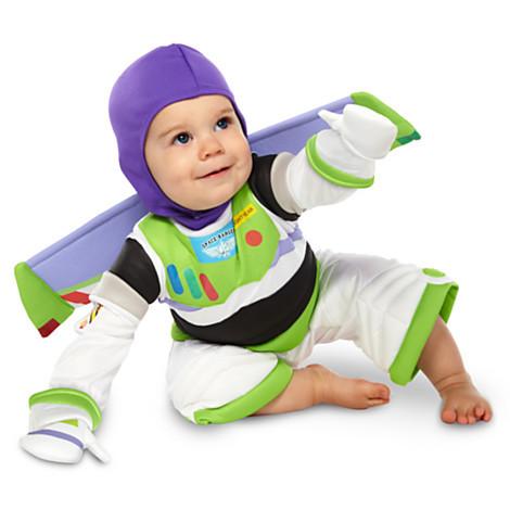 Disney Store Buzz Lightyear costume