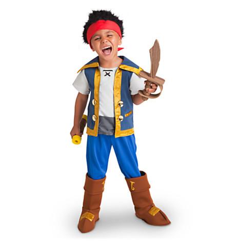 disney store pirate costume