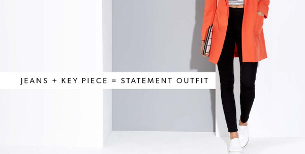 new look accessories and shoe trends