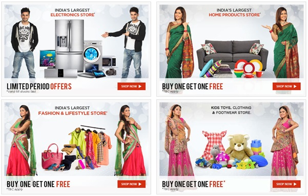 Snapdeal Special Offers