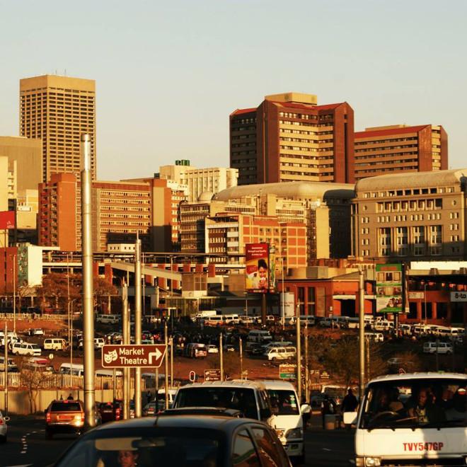 Travelstart popular cities Johannesburg