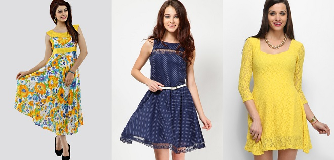 Awesome  Dresses For Women  Buy Latest Design Women Dresses Online  Jabong