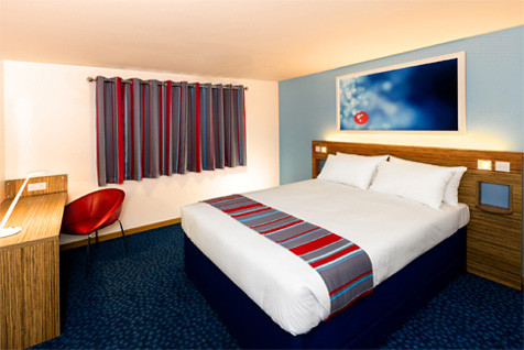 Travelodge rooms