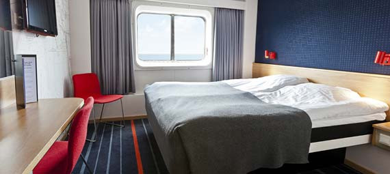 DFDS cabins