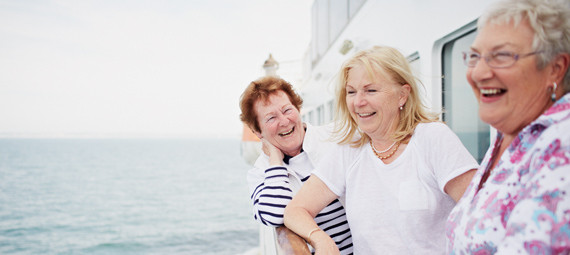 onboard with DFDS