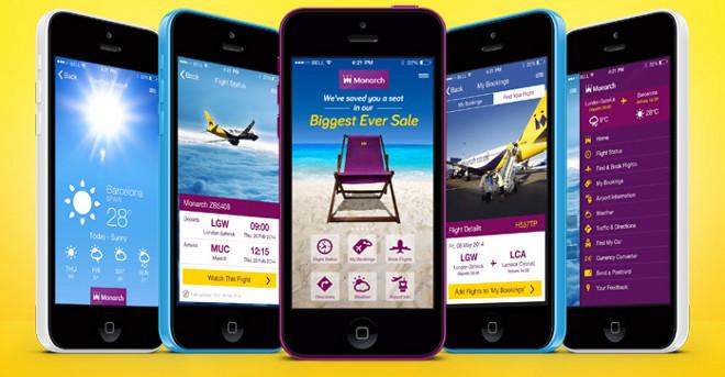 monarch mobile app