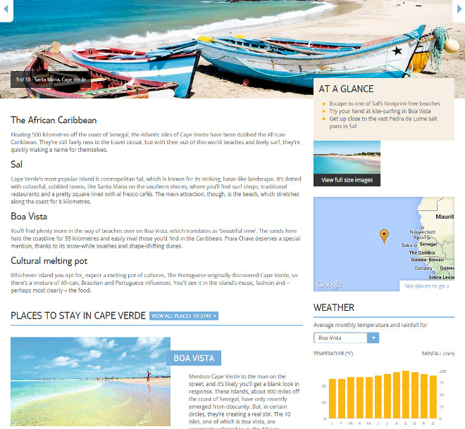 Thomson holiday guides