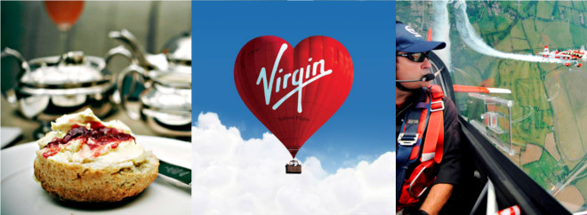 More about Virgin Experience Days